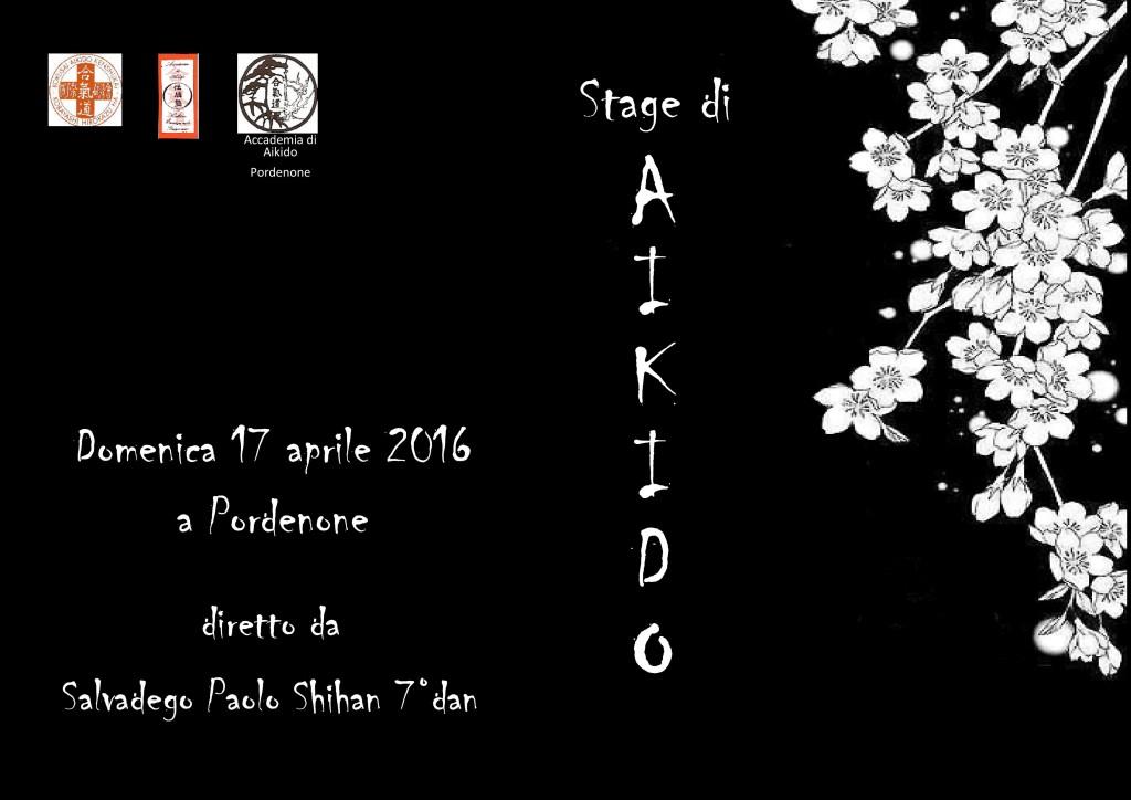 Domenica 17 aprile appuntamento con l 39 aikido palazen for Finestra 4 tolmezzo