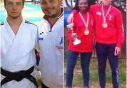 Oro per Dene e bronzo per Bedel a Graz