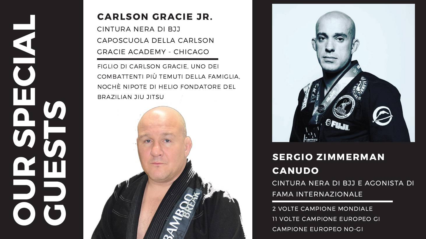 Gracie Jr e Zimmerman Canudo