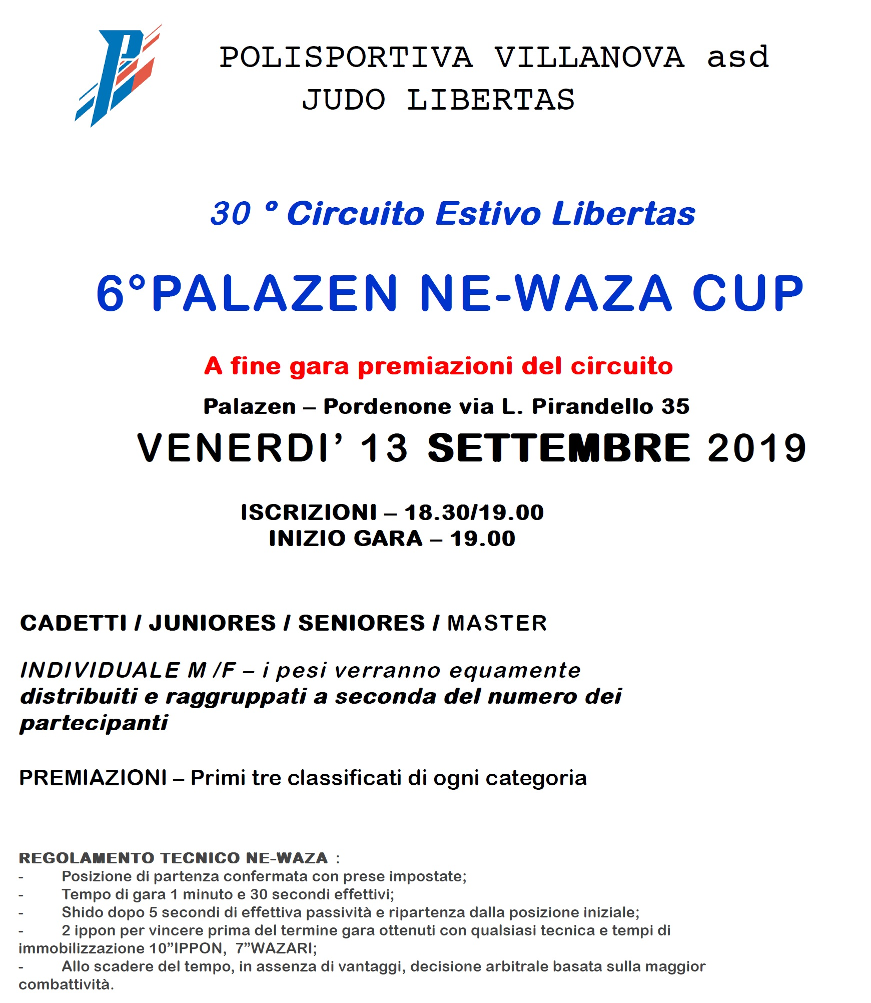 6a Ne-waza Cup