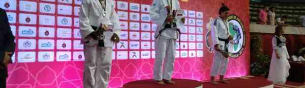 YASMINE DENE è la vice campionessa dell' African Cadet Championship 2016