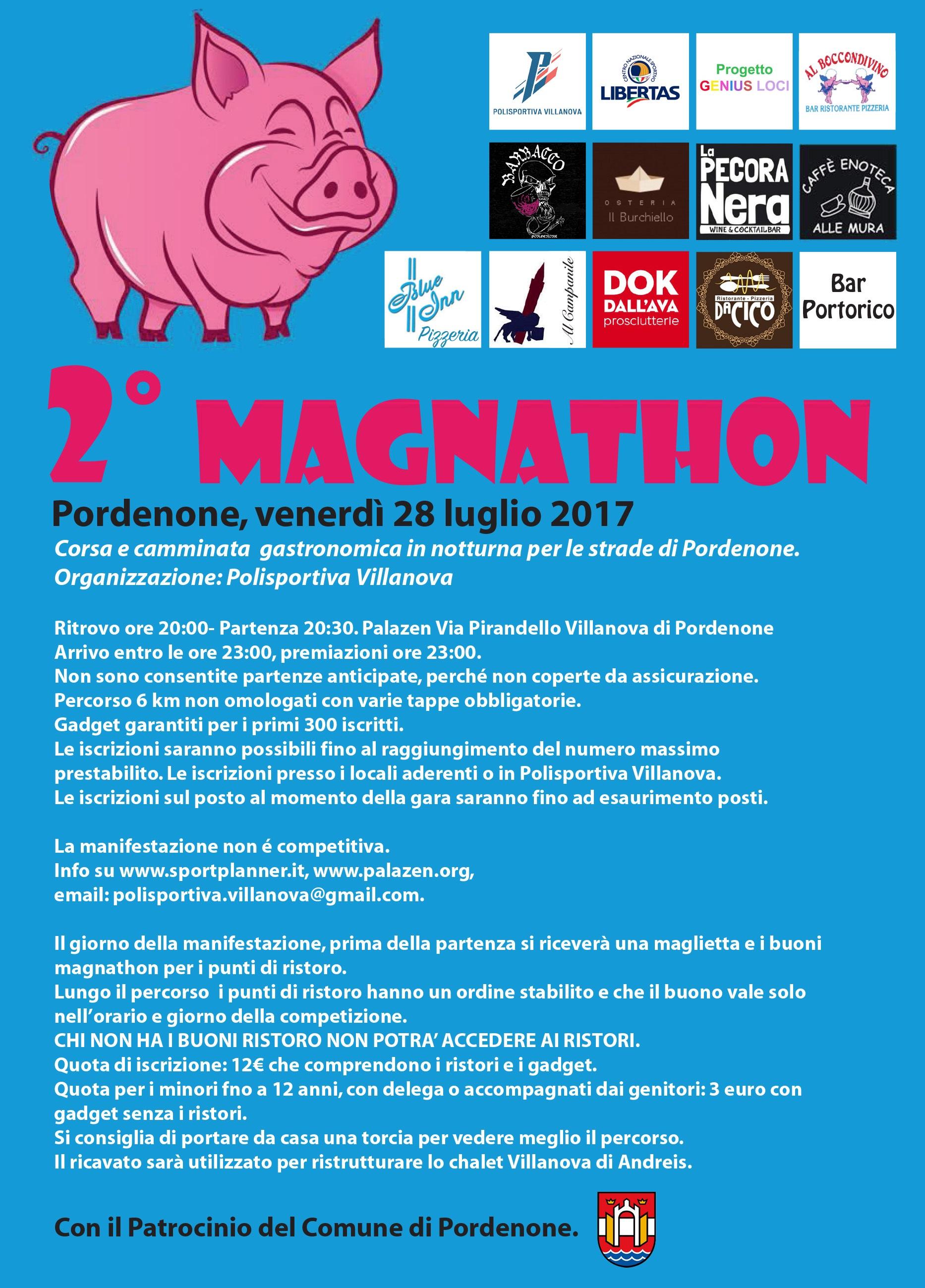 Magnathon