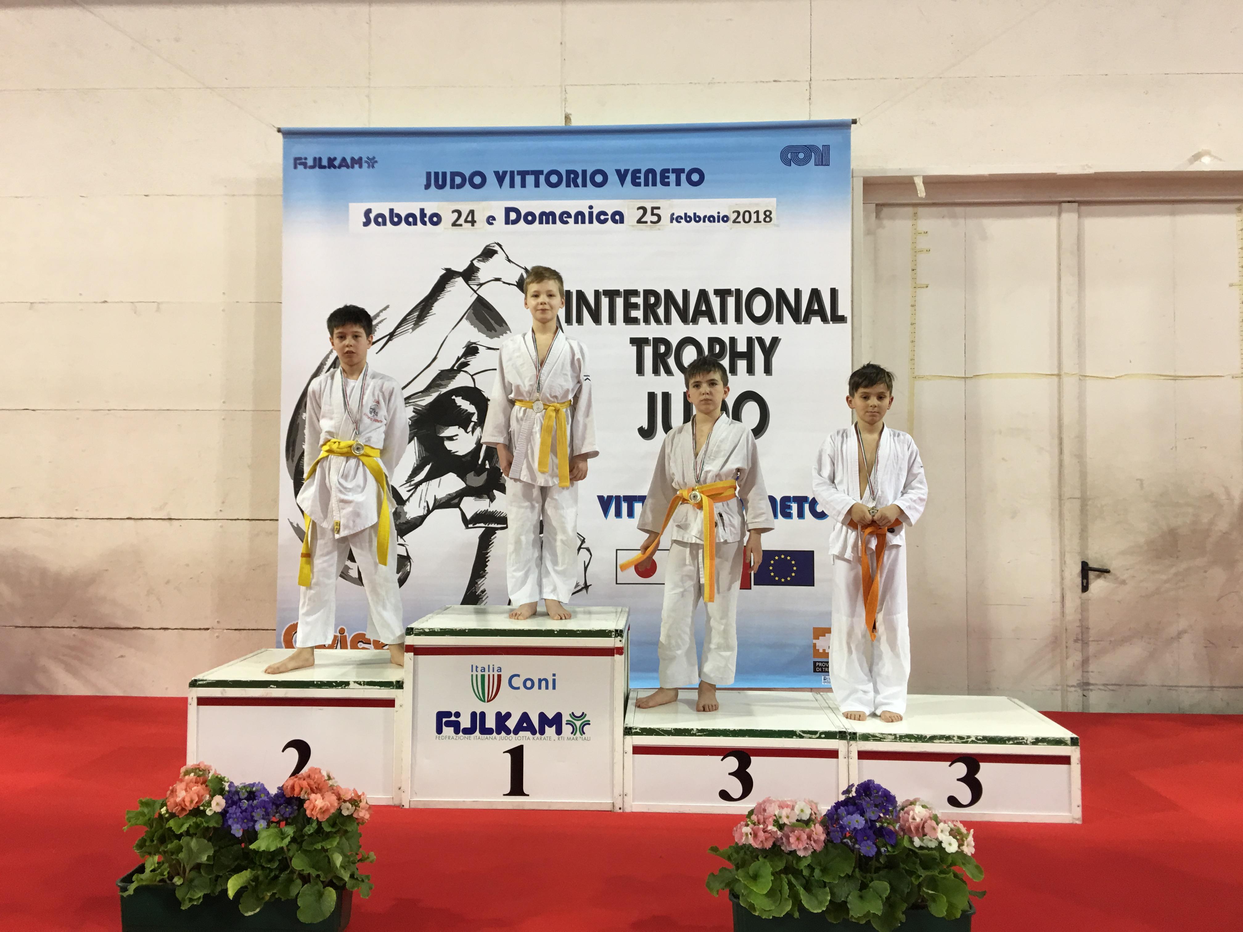 31° Torneo Internazionale di Judo Vittorio Veneto