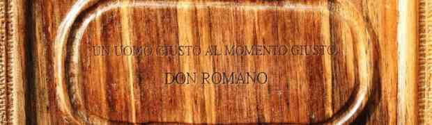 L'artista Salvadori dona allo Chalet Villanova una scultura alla memoria di don Romano